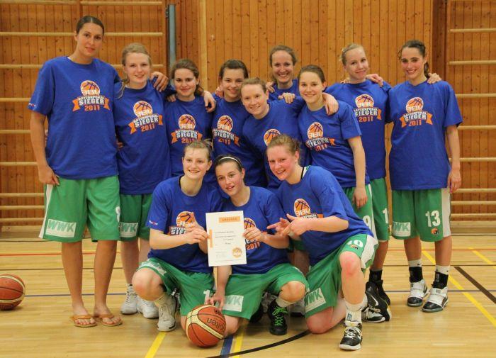 DJKNews  U17 der DJK gewinnt Bayernpokal  TTL wird Vierter